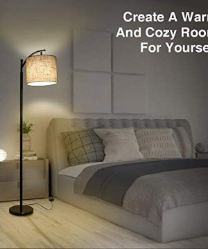 Floor Lamp Zanflare Led Floor Lamp Classic Arc Floor Lamp With