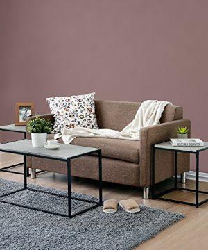 Furinno FM TS31SW Modern Lifestyle Living Room Set Stone 0 2 300x360
