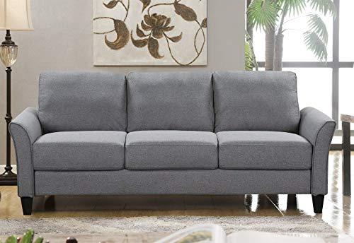 Harper&Bright Designs Living Room Sets Furniture Armrest Sofa Single Chair  Sofa Loveseat Chair 3-Seat Sofa (Chair&Loveseat Chair&3-Seat Sofa, Light ...