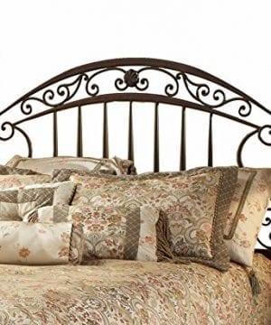 Hillsdale Furniture 1335HQ Chesapeake Headboard Queen Rustic Old Brown 0 300x360