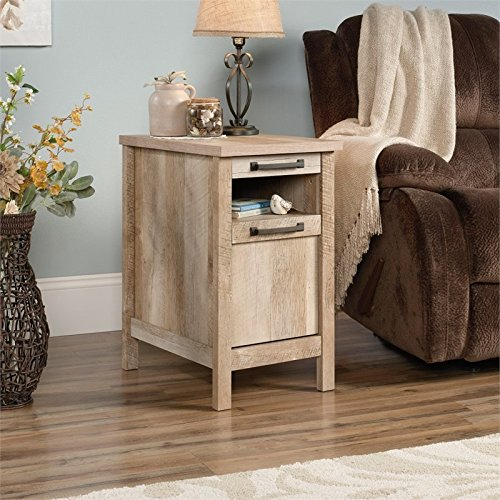 Home Square 3 Piece Coffee Table Set With Set Of 2 End Table And Coffee Table In Lintel Oak 0 0