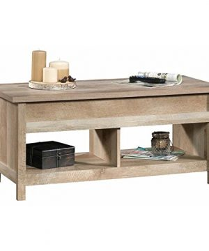 Home Square 3 Piece Coffee Table Set With Set Of 2 End Table And Coffee Table In Lintel Oak 0 1 300x360