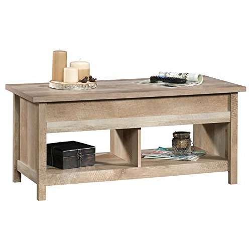 Home Square 3 Piece Coffee Table Set With Set Of 2 End Table And Coffee Table In Lintel Oak 0 1