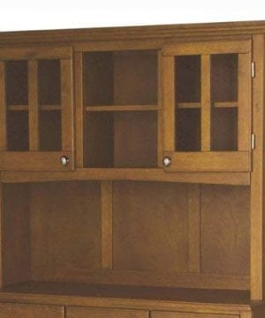 Home Styles 5100 0066 62 Buffet Of Buffets Cottage Oak Wood With Hutch Cottage Oak Finish 41 34 Inch 0 1 300x360
