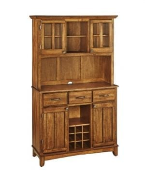 Home Styles 5100 0066 62 Buffet Of Buffets Cottage Oak Wood With Hutch Cottage Oak Finish 41 34 Inch 0 300x360