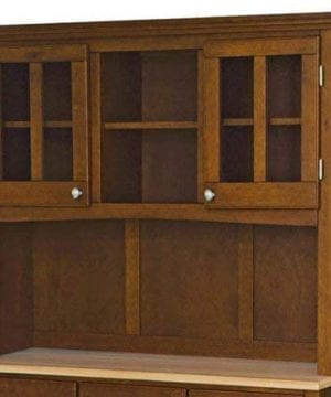 Home Styles 5100 0071 72 Buffet Of Buffets Natural Wood With Hutch Cherry Finish 41 34 Inch 0 1 300x360