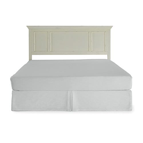 Home Styles 5427 601 Dover King Headboard Antique White 0 2