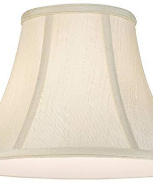 Imperial Collection Creme Bell Lamp Shade 6x12x9 Spider Imperial Shade 0 2 300x360