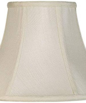 Imperial Collection Creme Bell Lamp Shade 6x12x9 Spider Imperial Shade 0 300x360