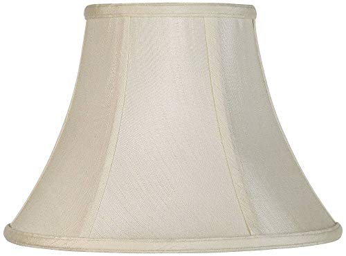 Imperial Collection Creme Bell Lamp Shade 6x12x9 Spider Imperial Shade 0