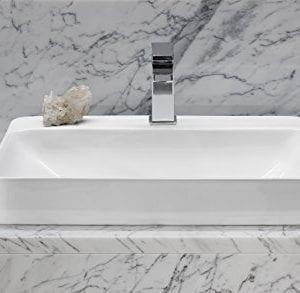 KOHLER K 2660 1 0 Vox Rectangle Vessel Bathroom Sink White 0 1 300x293