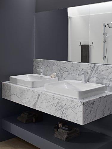 KOHLER K 2660 1 0 Vox Rectangle Vessel Bathroom Sink White 0 2