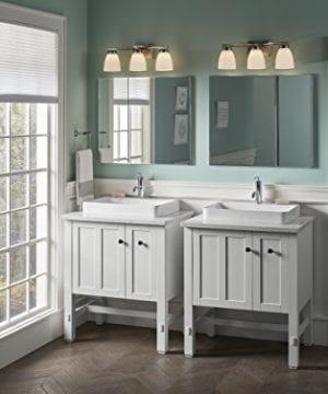 KOHLER K 2660 1 0 Vox Rectangle Vessel Bathroom Sink White 0 4 300x360