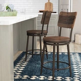 farmhouse bar stools