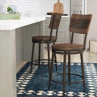 farmhouse bar stools