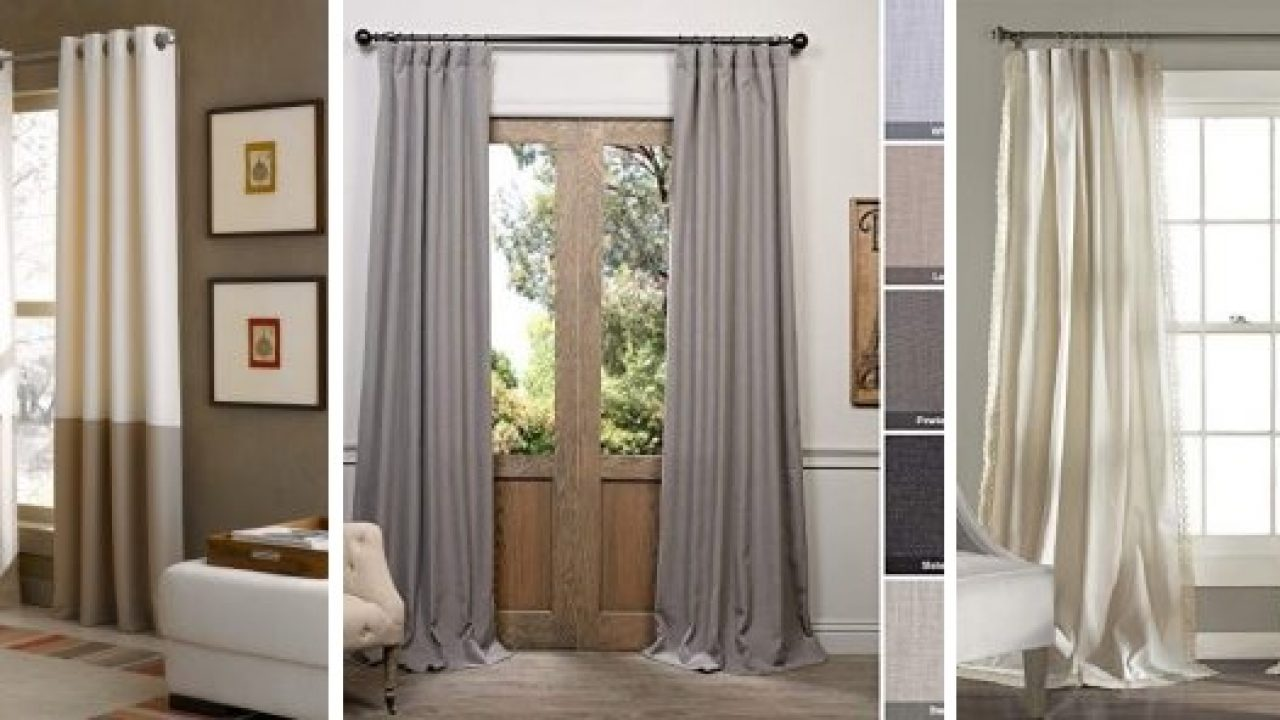 Farmhouse Drapes Rustic Drapes Farmhouse Goals