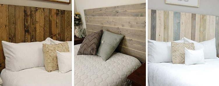 farmhouse headboards