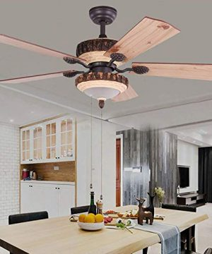 Farmhouse Ceiling Fans Rustic