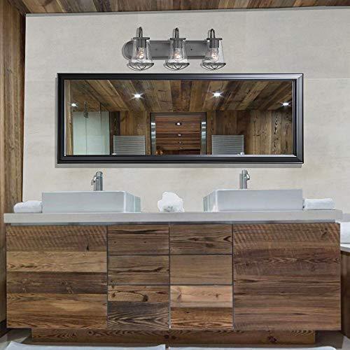 87003 WI Bathroom Lighting Darby 3 Light Bath Vanity 0 0