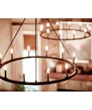 Capital Lighting 4912BI 000 12 Light Chandelier 0 0 300x360
