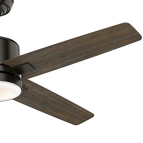 Casablanca 59341 Axial Ceiling Fan Casablanca Light With Wall Control 52 Noble Bronze 0 2