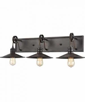 Elk Lighting 690863 Vanity Light Oil Rubbed Bronze 0 300x360