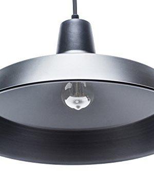 Globe Electric 65155 Barnyard 1 Light Pendant Matte Black 0 1 300x333