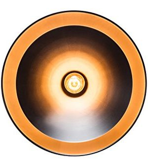 Globe Electric 65155 Barnyard 1 Light Pendant Matte Black 0 3 300x333