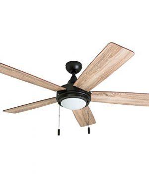 Honeywell 50607 01 Ventnor Farmhouse Ceiling Fan 52 Rustic Barnwood Decor Gilded Espresso 0 300x360
