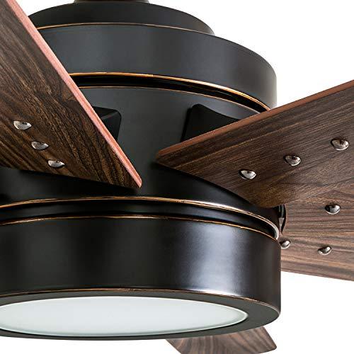 Honeywell Ceiling Fans 50609 01 Xerxes Ceiling Fan 62 Oil Rubbed Bronze 0 0