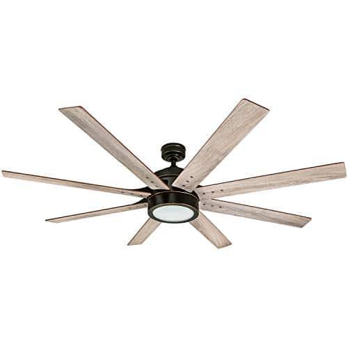 Honeywell Ceiling Fans 50609 01 Xerxes Ceiling Fan 62 Oil Rubbed Bronze 0 5