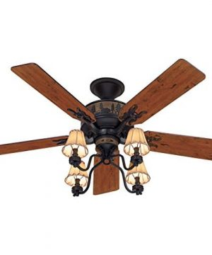 Hunter Adirondack 52 Ceiling Fan Model 59006 0 300x360
