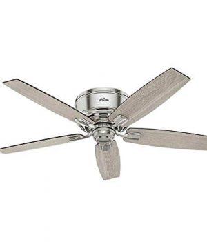 Hunter Fan Company 53394 Ceiling Fan Large Brushed Nickel 0 2 300x360