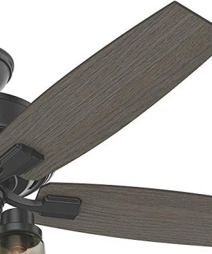 Hunter Fan Company 54189 Ceiling Fan Large Matte Black 0 1 300x360