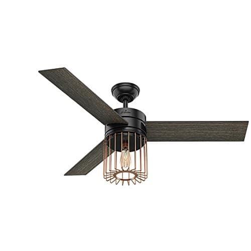 Hunter Fan Company 59239 Ceiling Fan Large Matte Black 0 0