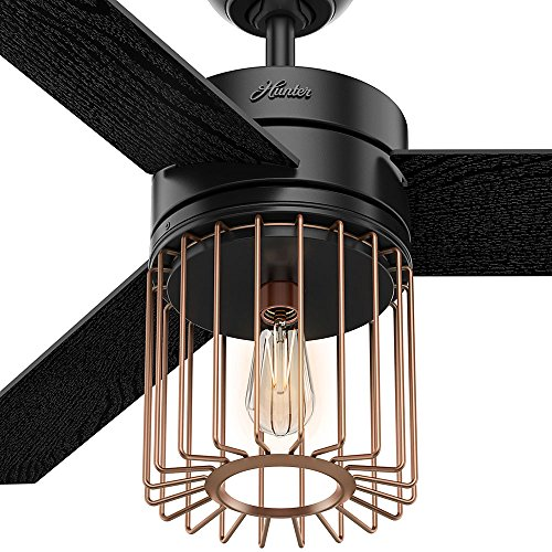 Hunter Fan Company 59239 Ceiling Fan Large Matte Black 0 4