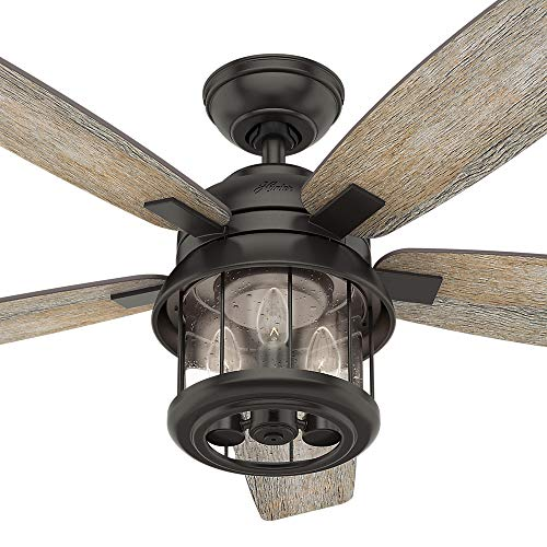 Hunter Fan Company 59420 Hunter 52 Coral Bay Noble Bronze LED Light And Handheld Remote Ceiling Fan 0 4