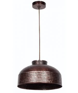 Kenroy Home 92092COP Detail Pendant Light Dark Copper Finish 0 300x360