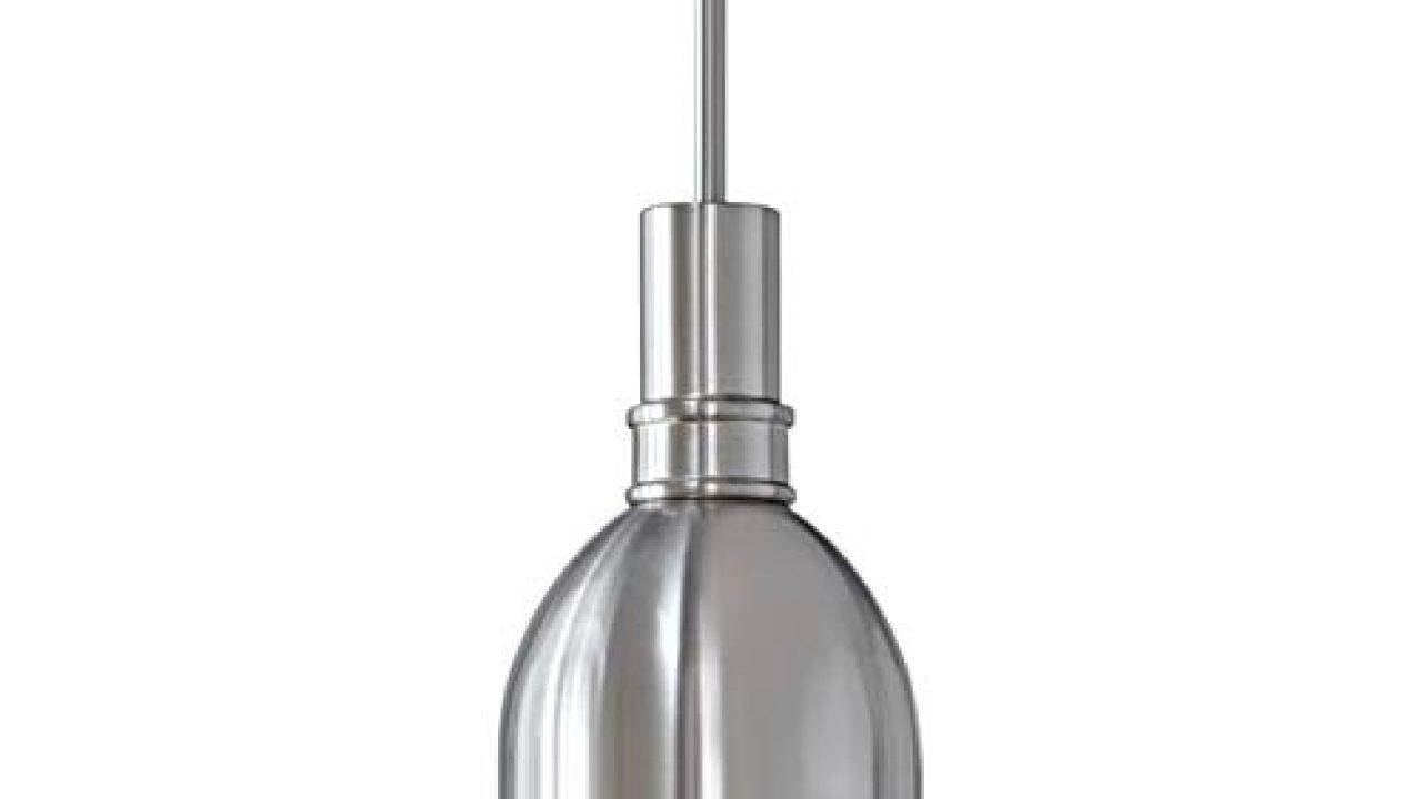 Kindri Metal Pendant Light Brushed Nickel Pendant Lighting For Kitchen Island Ll P202 1bn Farmhouse Goals