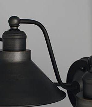 Kira Home Welton 255 Modern Industrial 3 Light VanityBathroom Light Brushed Dark Industrial Bronze Finish 0 1 300x348