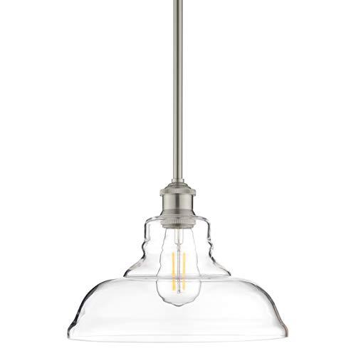 Lucera Gl Kitchen Pendant Light