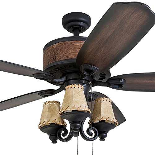 Lodge Ceiling Fan
