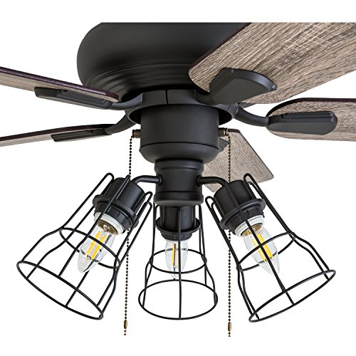 Prominence Home 50588 01 Madison County Industrial Ceiling Fan 42 BarnwoodTumbleweed Aged Bronze 0 1