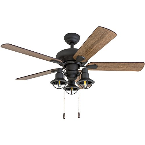 Prominence Home 50652 01 Piercy Coastal Ceiling Fan 42 BarnwoodTumbleweed Aged Bronze 0 4