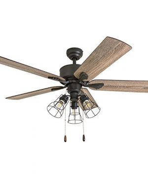 Prominence Home 50684 01 Aspen Pines Farmhouse Ceiling Fan 3 Speed Remote 52 BarnwoodTumbleweed Aged Bronze 0 300x360