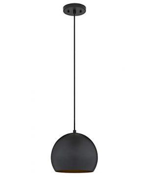 Rollino Pendant Light Black Pendant Lighting For Kitchen Island LL P408 5BLK 0 3 300x360