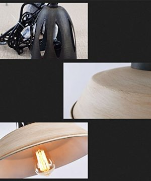 SUSUO Lighting Simplicity Barn Pendant Light Rustic Farmhouse Hanging Lighting Fixtures For Dining Room Kitchen Indoor Industrial Lamp 0 0 300x360