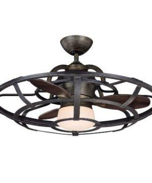 Savoy House 26 9536 FD 196 Alsace Fan Dlier 26 Ceiling Fan Reclaimed Wood 0 300x360