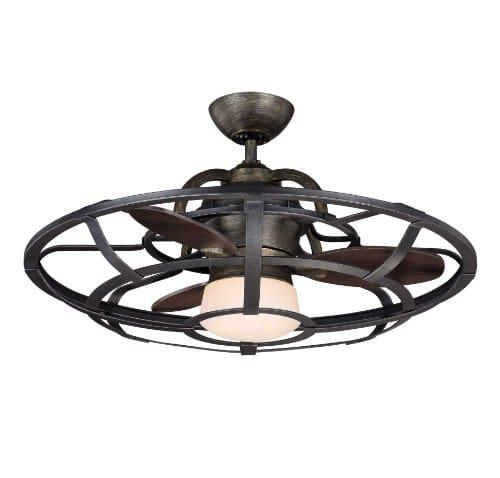 Savoy House 26 9536 FD 196 Alsace Fan Dlier 26 Ceiling Fan Reclaimed Wood 0