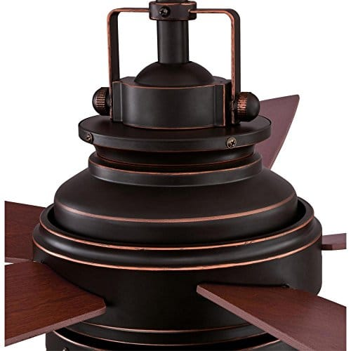 Westinghouse Lighting 7217100 Stella Mira 52 Inch Vintage Ceiling Fan Reversible Blades Oil Rubbed Bronze Finish 0 2